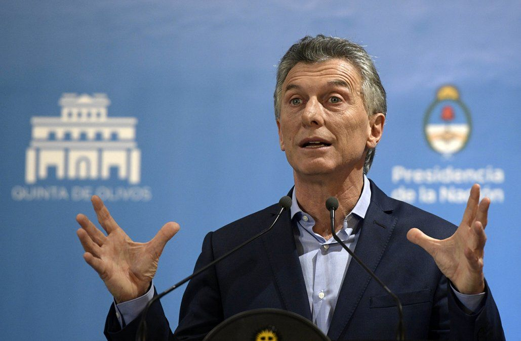 Macri llamó a bajar el déficit y acordar con FMI tras dar por superada la crisis cambiaria