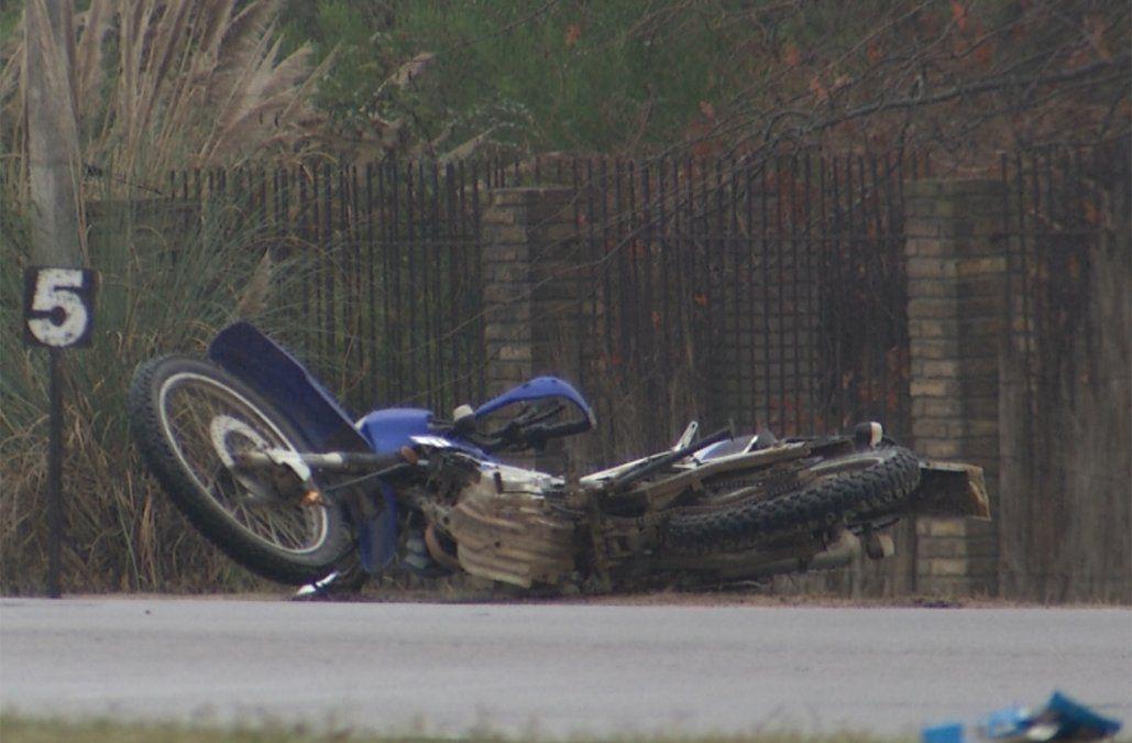 Se duplicó la cantidad de niños y adolescentes que muere en accidentes con motos
