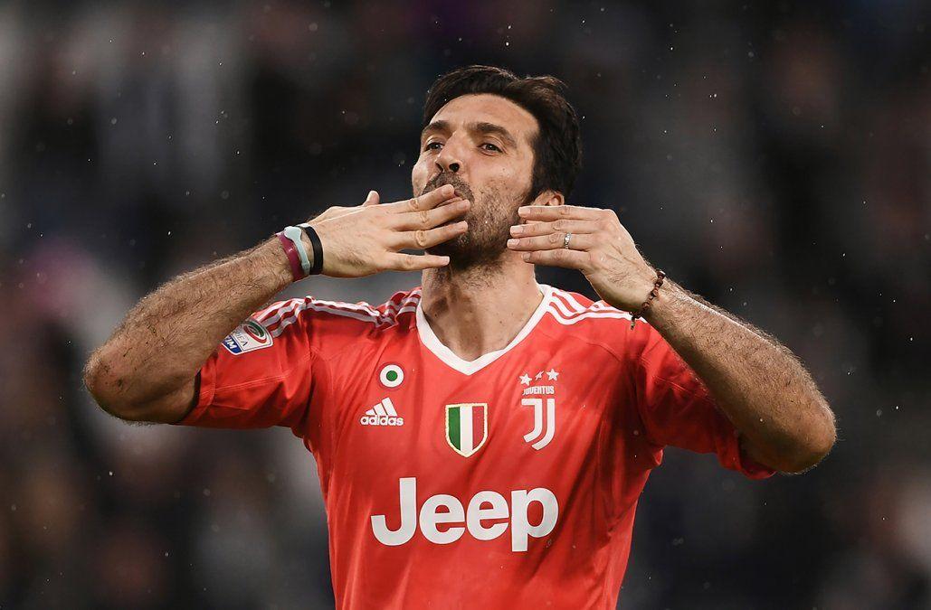 Buffon anunció que deja la Juventus y la selección italiana