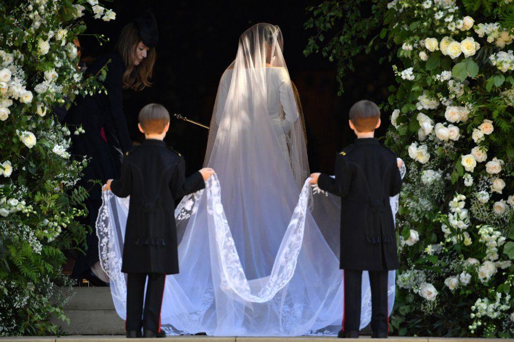La boda real en imágenes