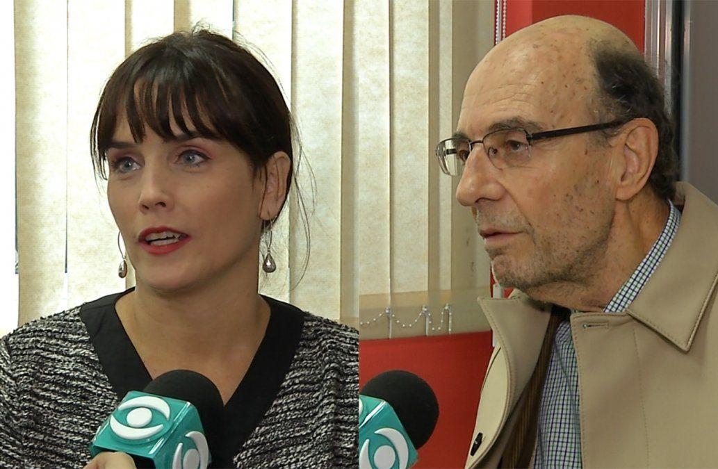 Jorge Bolani y Noelia Campo juntos en Tartufo, una comedia de Moliére