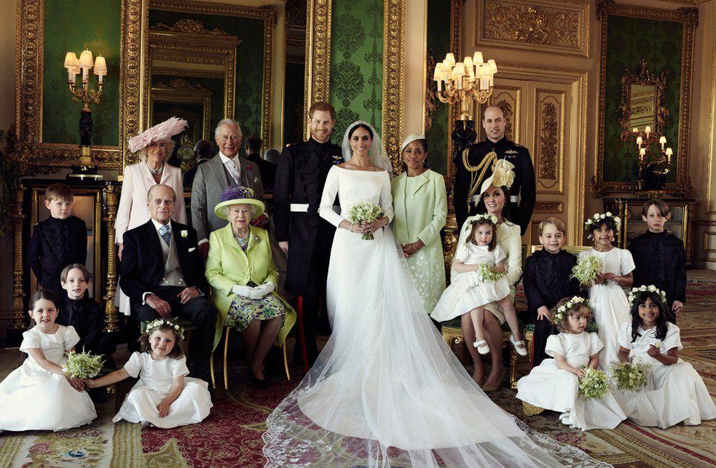 Harry y Meghan comienzan su nueva vida tras el triunfo de su boda