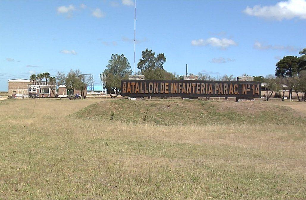 Fiscalía y antropólogos ingresarán al Batallón 14 en busca de restos de desaparecidos