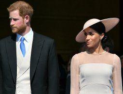 Harry y Meghan demandan a periódico británico por publicar una carta privada