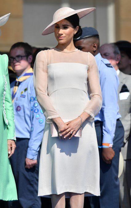 Clooney denuncia campaña contra Meghan Markle y teme que termine como Lady Di