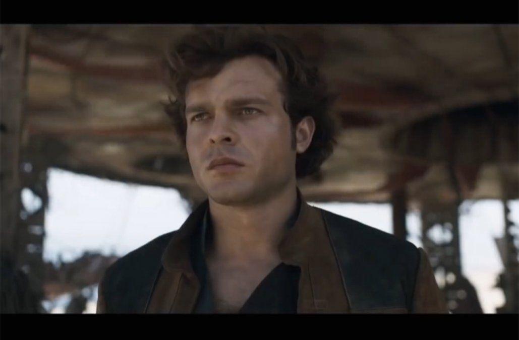 Vuelve el universo de Star Wars: se estrena Han Solo