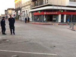 Explotaron y robaron un cajero automático en la ciudad de San José