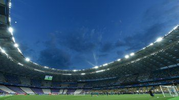 Real Madrid y Liverpool, empatan 0-0 en la final de la Champions