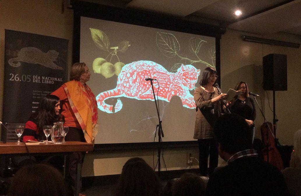 Maratón de lectura de Los cuentos de la selva en la celebración del Día del Libro