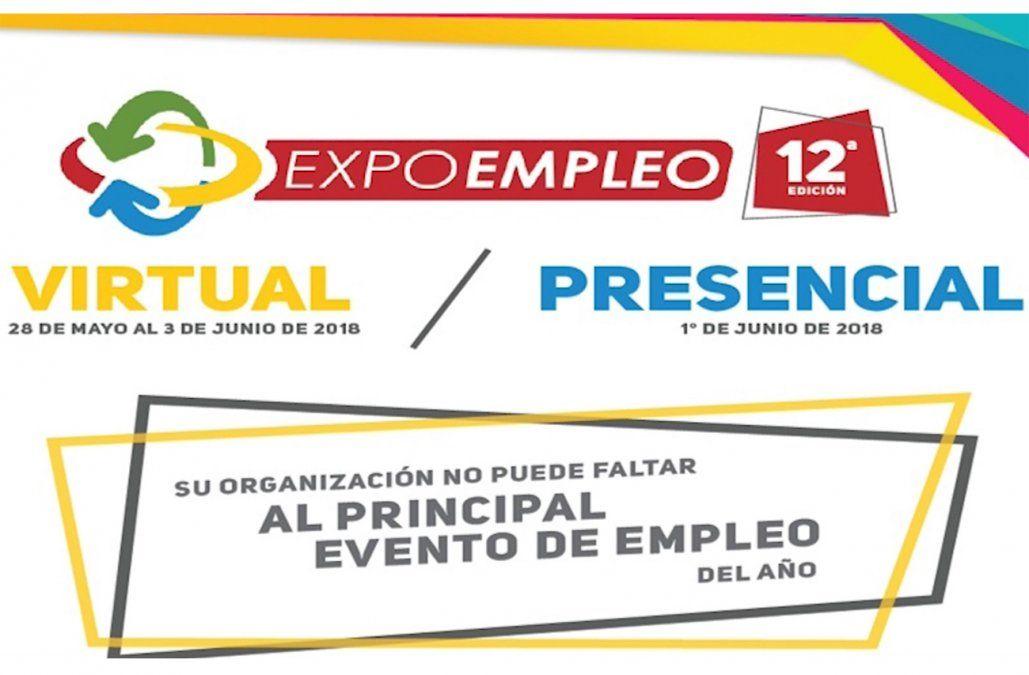 Más de 600 puestos de trabajo disponibles en una nueva edición de ExpoEmpleo