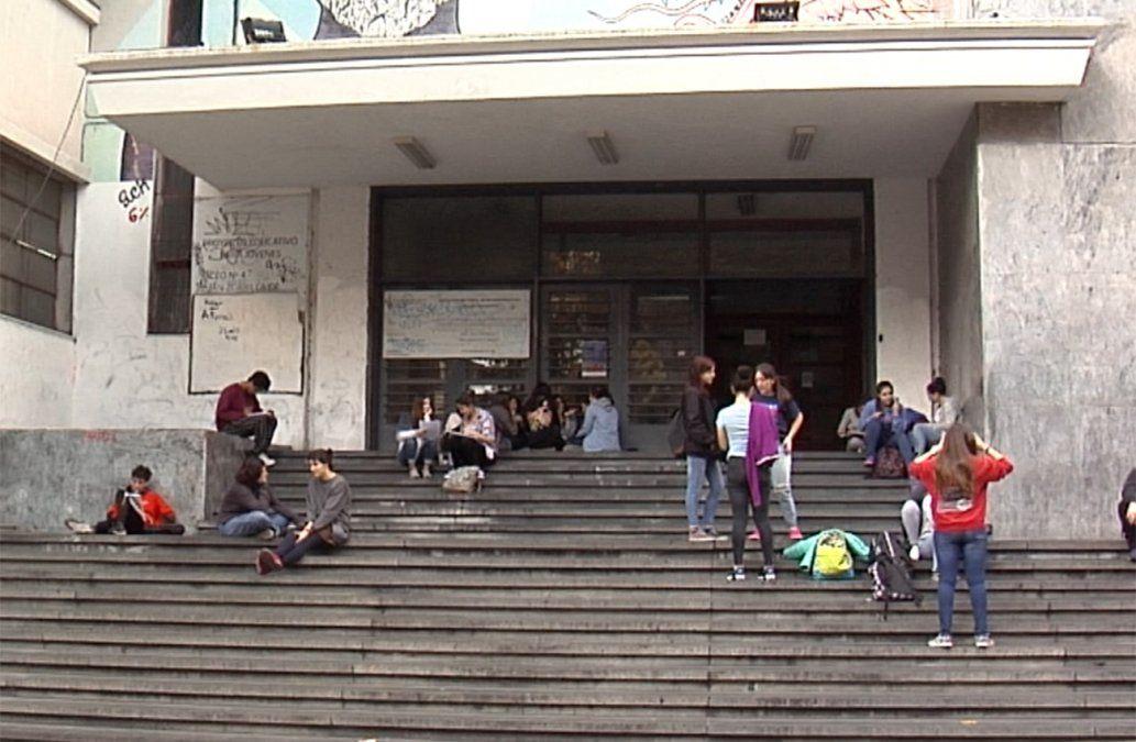 Alumno entró con un arma al Liceo Zorrilla y desató alerta