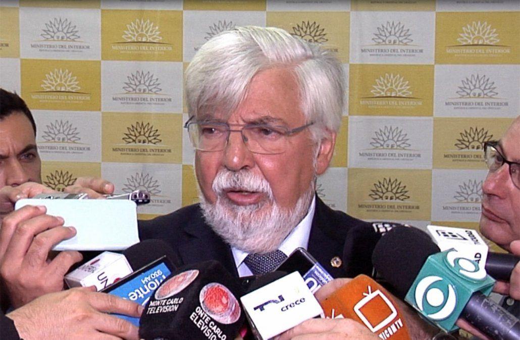 Bonomi admitió aumento de delitos en Salto pero menor que en el resto del país