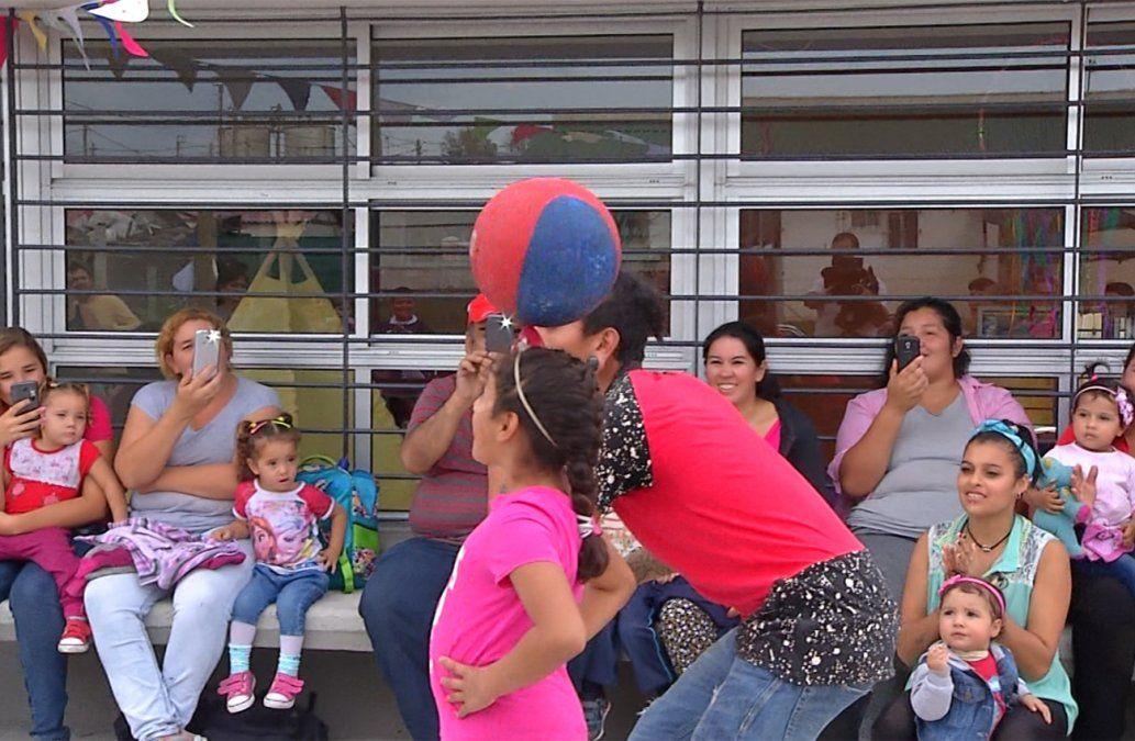 Inauguran un nuevo CAIF para 108 niños en el barrio Lavalleja
