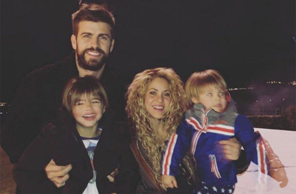 Lo que se hereda no se roba: el video donde Sasha imita a su mamá Shakira