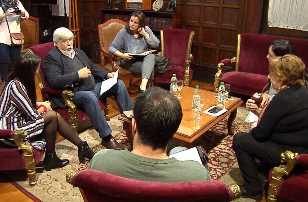 Bonomi se reunió con diputadas de Salto y anunció medidas de impacto inmediato