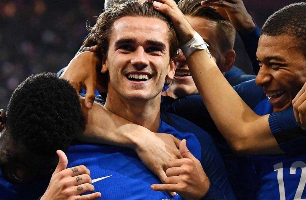 Podemos alcanzar las semifinales, dice presidente de la Federación Francesa Fútbol