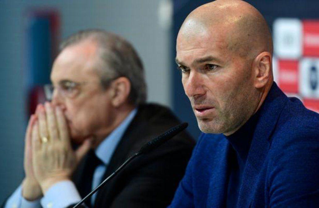 Zidane renuncia al Real Madrid: después de 3 años la plantilla necesita otro discurso
