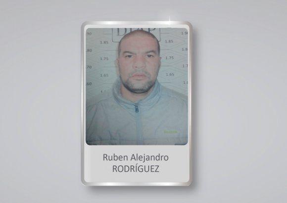 Ruben Alejandro Rodríguez De Armas