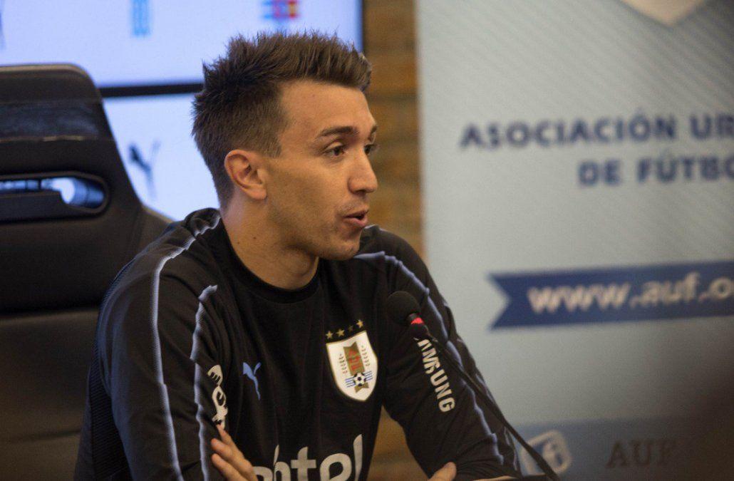 FOTO: Publicada por la Selección en Twitter (@Uruguay)