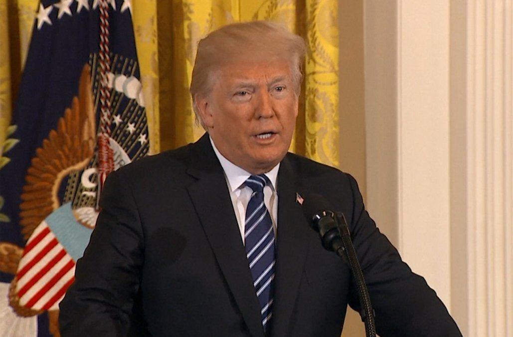 Trump confirmó la cumbre con Kim Jong-Un para el 12 de junio en Singapur