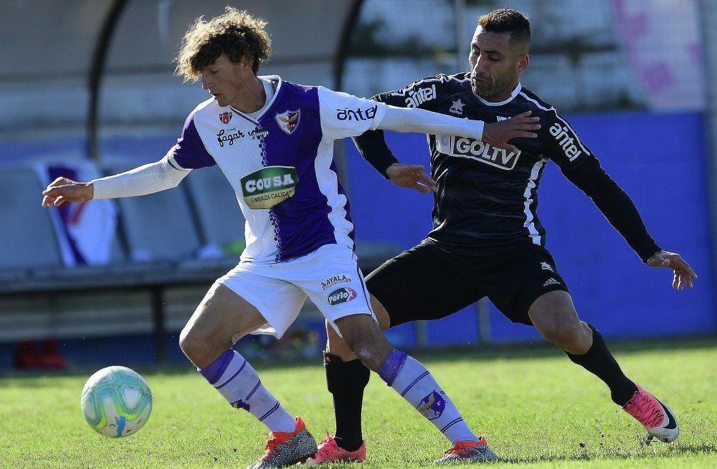 Fénix y Cerro empataron este domingo; a partir de las 15 se disputan tres partidos