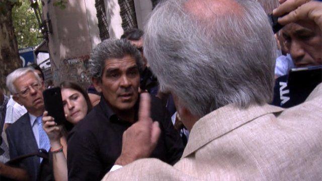 Presidencia dijo no a demanda por US$ 50.000 del colono Arrieta por daños y perjuicios