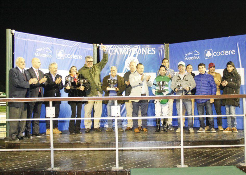 Descocado y Stelatoa triunfaron en la Serie de Campeones