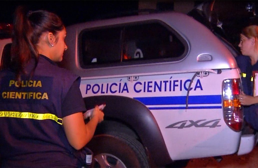 Dos heridos durante rapiña a local de pagos en ruta 6 de Toledo