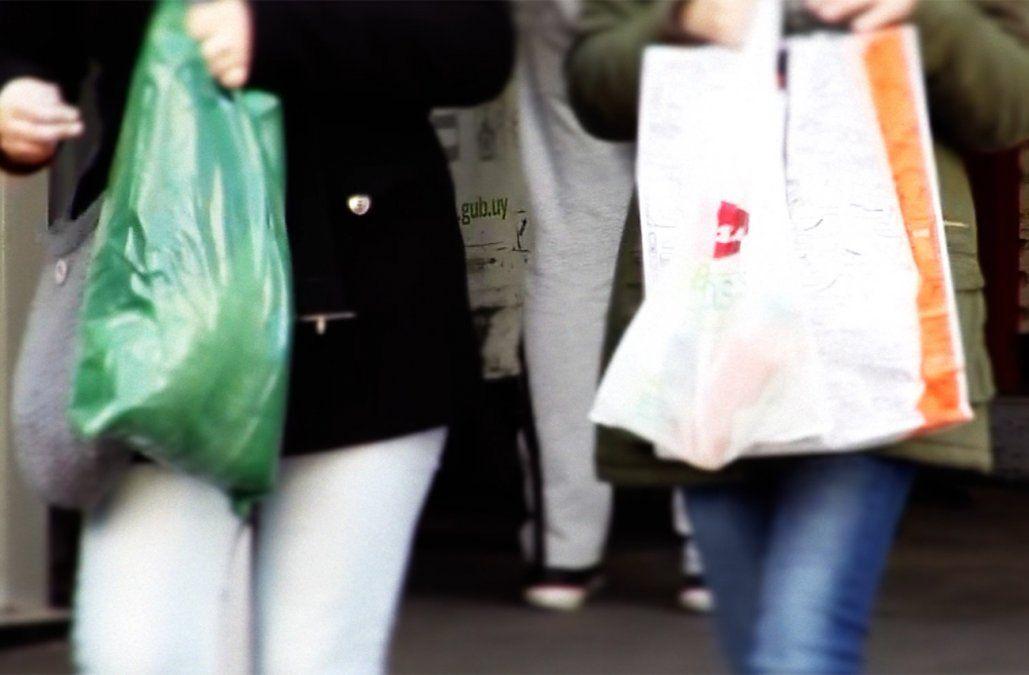 Diputados prevé aprobar este martes la ley que le pone precio a las bolsas plásticas