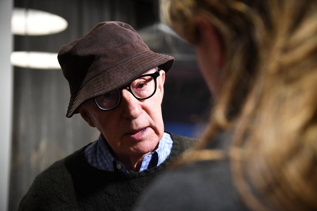 Woody Allen asegura ser un paladín de la causa feminista de #Metoo