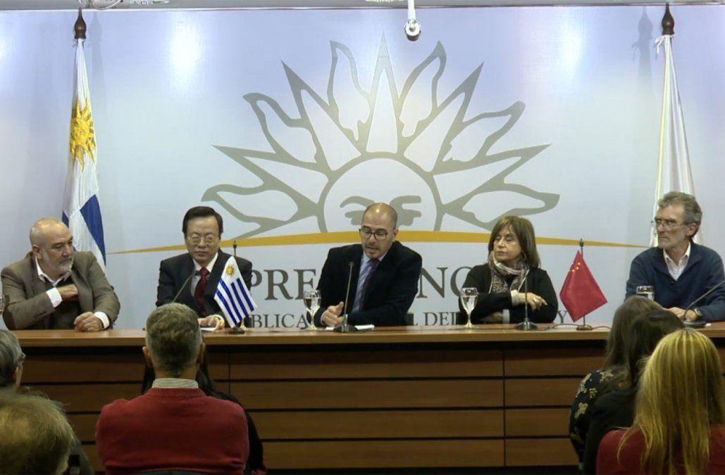 China donó escuela de tiempo completo por 2,4 millones de dólares para Casavalle