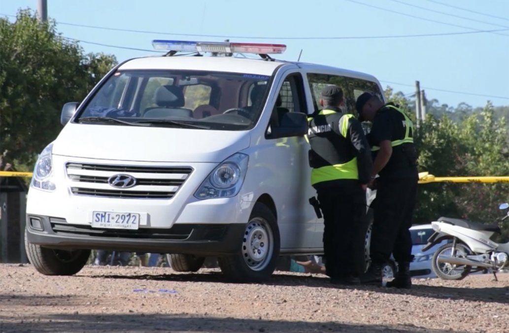 Ocho detenidos y policías indagados tras enfrentamiento a tiros en Salto