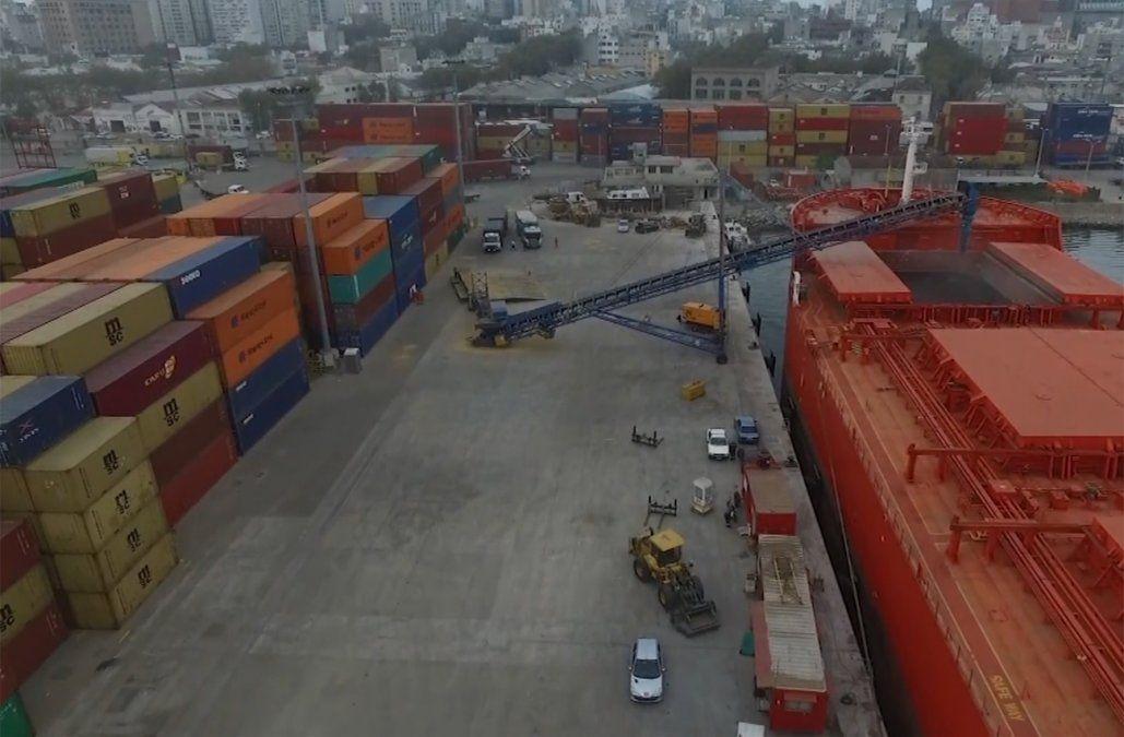 Movimiento de mercaderías en el Puerto creció 21% entre enero y marzo