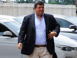 Hincha de Nacional procesado por amenazas al presidente de Peñarol