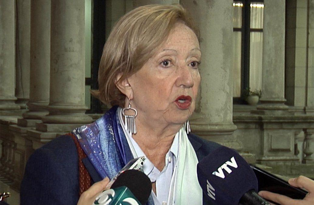 Ministra de Educación considera inoportunos los paros preventivos