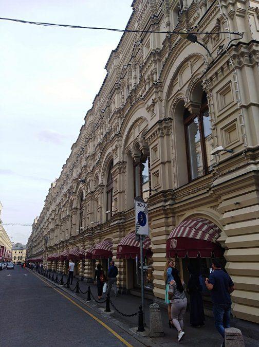 Principales Tiendas Universales (GUM)