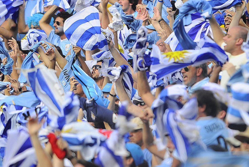 3 de cada 10 uruguayos cree que Uruguay ganará el Mundial de Rusia