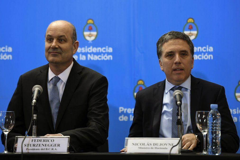 Presidente del Banco Central de Argentina