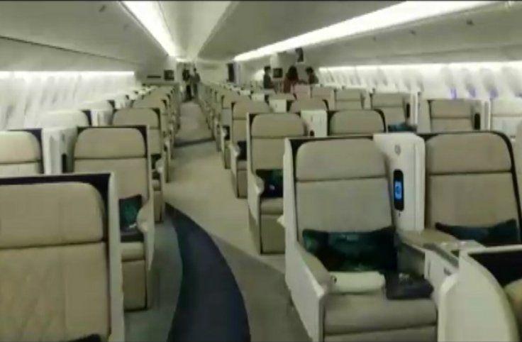 Así es el avión privado que llevará a la Selección Uruguaya al Mundial de Rusia