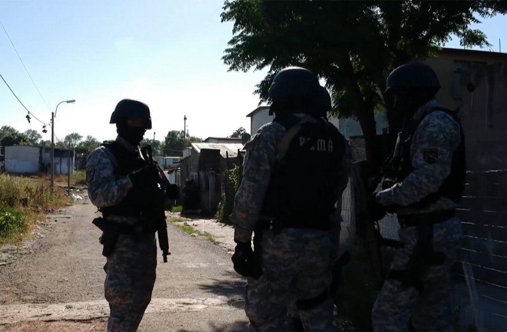 Cayó el líder de la banda que extorsionaba vecinos en Cerro Norte