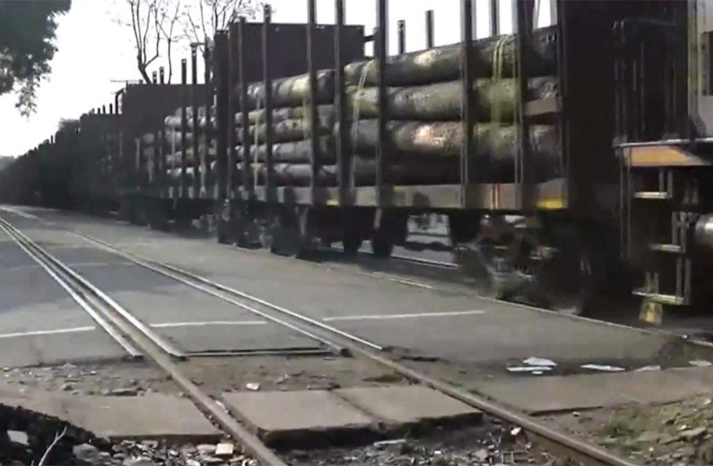 180 expropiaciones aprobadas para la obra del Ferrocarril Central