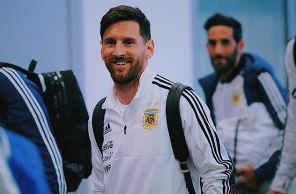 Argentina desembarcó en Rusia como favorita pero llena de contratiempos