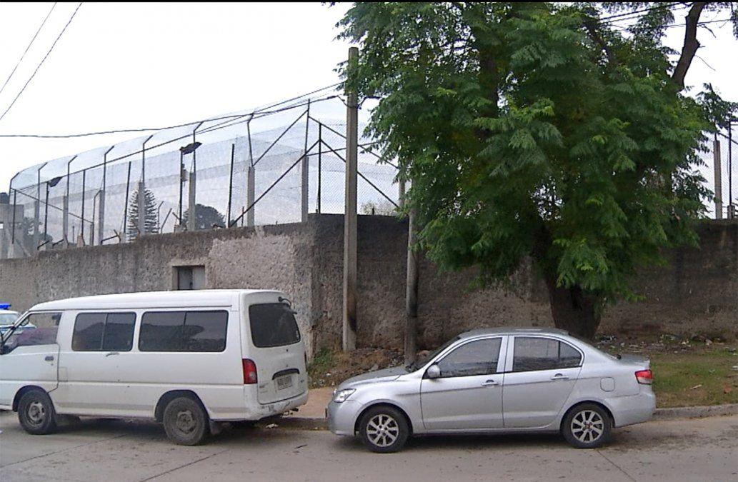 Policía frustró un intento de fuga de dos menores infractores