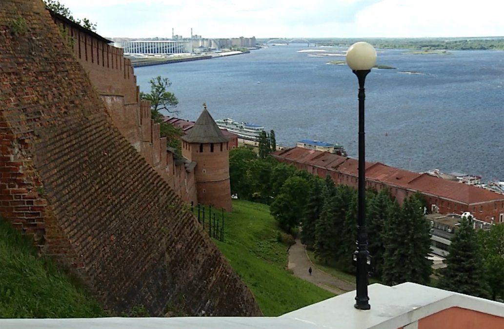 Nizhni Nóvgorod, el bolsillo de Rusia y el refugio de Uruguay en el Mundial