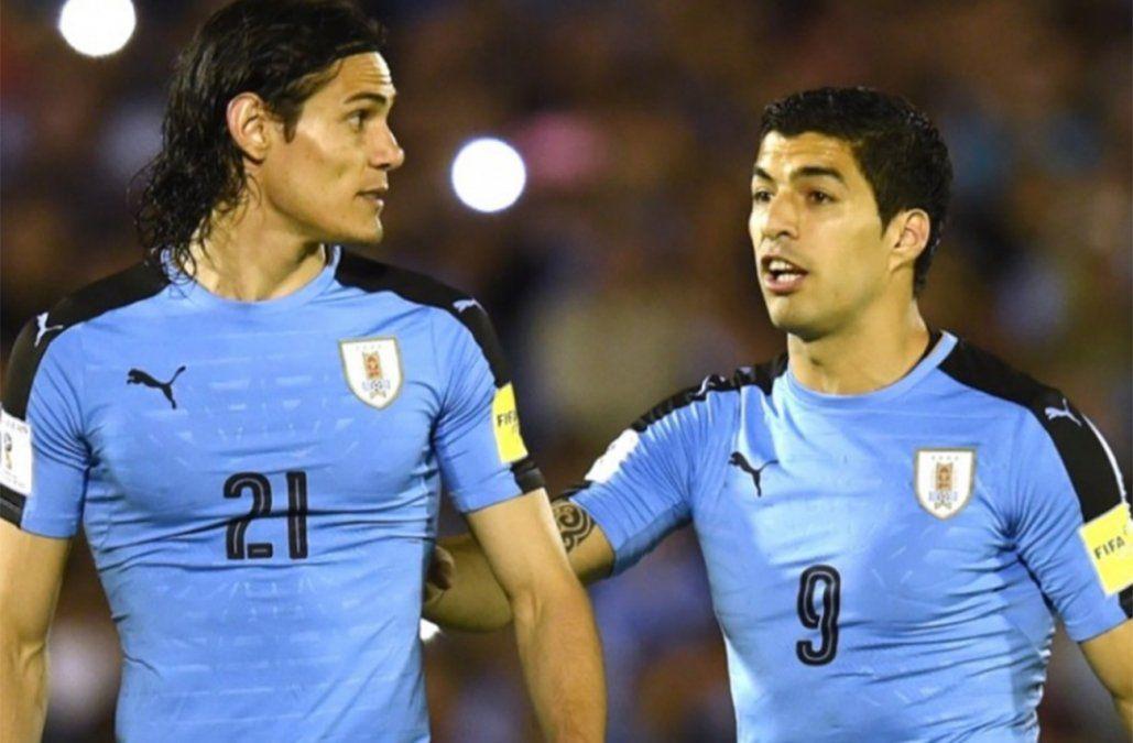 Suárez y Cavani: los salteños valen -ellos solos- diez veces más que todo el plantel de Panamá
