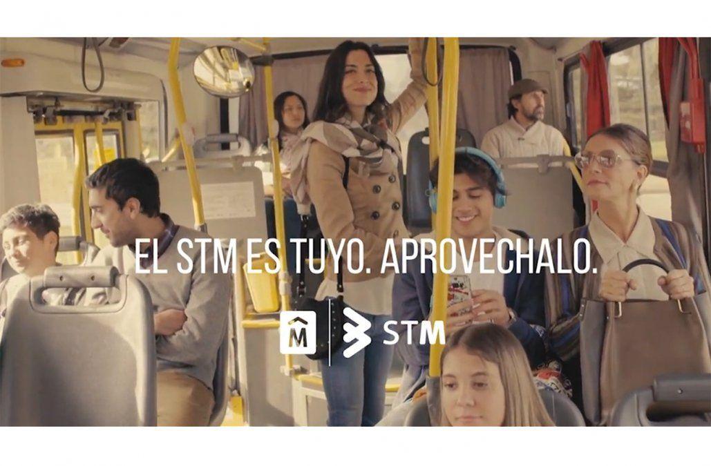 Intendencia destaca los beneficios de la tarjeta STM para extender su uso