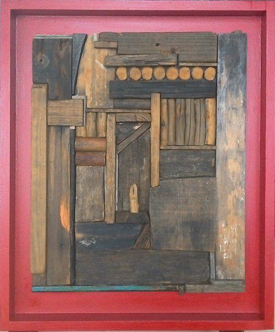 Jorge Doldán Berlán presenta muestra de ensamblaje de madera del mar
