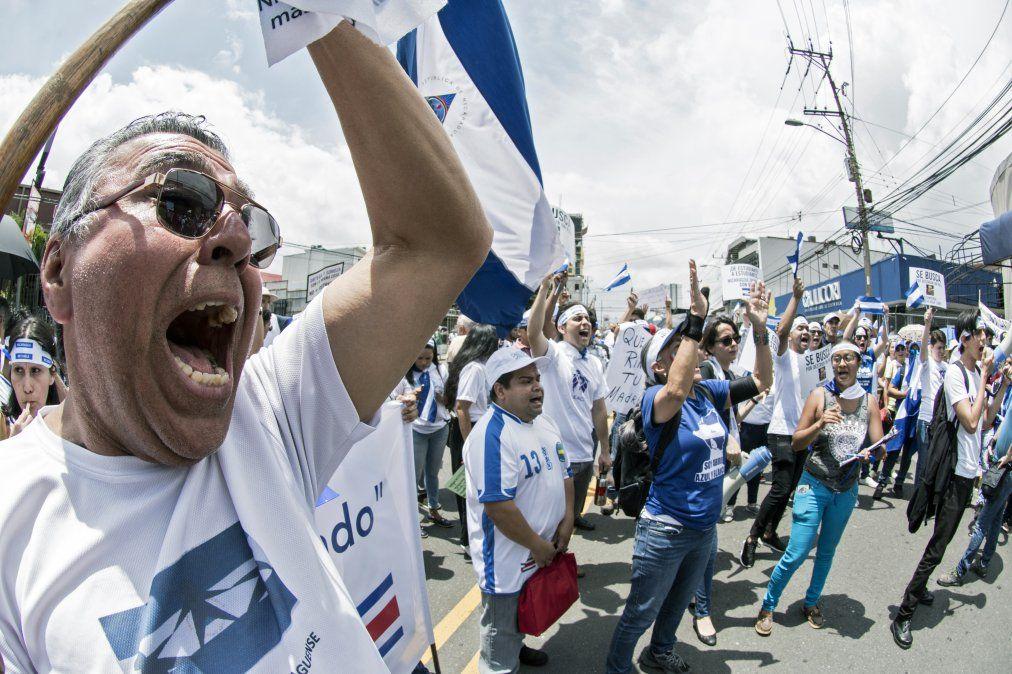 Aumenta la violencia en Nicaragua, sin reinicio del diálogo a la vista