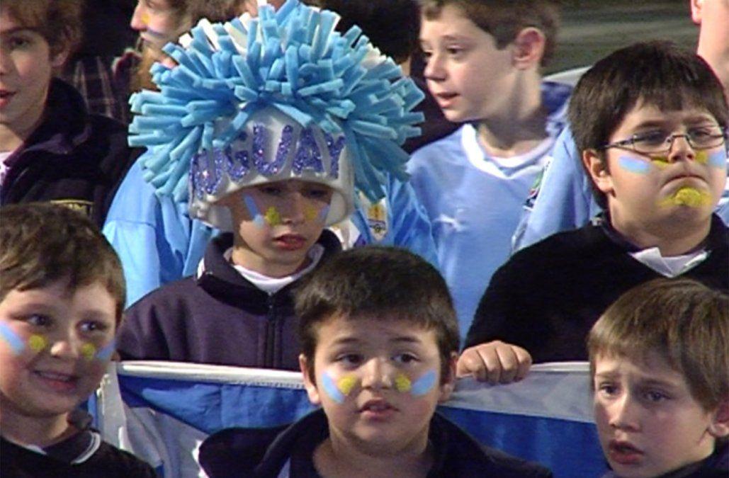 Los partidos de Uruguay en el Mundial se podrán ver en escuelas de todo el país