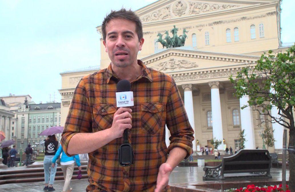 Rafa Cotelo revela la mayor pasión de los rusos desde el Teatro Bolshói
